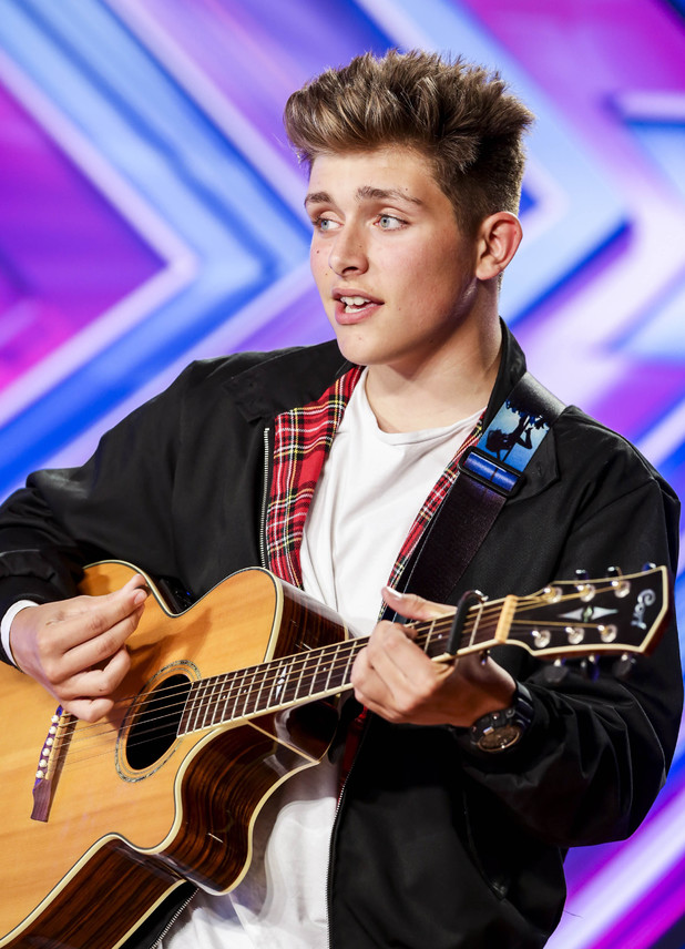 X Factor Auditions Week 1 Episode 1: Charlie Jones