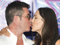 See Cowell and Cheryl at X Factor launch