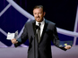 Ricky Gervais shows how to lose at Emmys