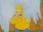 Watch Homer Simpson's Ice Bucket Challenge