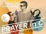 Lilly & Robin Schulz 'Prayer In C' single artwork.