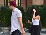 Robert Pattinson and Tahliah Barnett AKA FKA Twigs