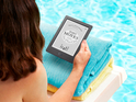 The e-ink device can withstand 30 minutes of submersion in one metre of water.