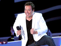Jimmy Fallon onstage during the MTV Video Music Awards 2014