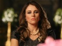 The Elizabeth Hurley drama series is debuting next month on E! UK.