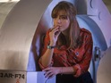 Clara actress Jenna Coleman remains tight-lipped about her future with the show.