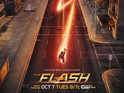 The superhero drama stars Grant Gustin as Barry Allen, the fastest man alive.