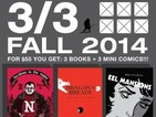 Uncivilized Books unveils Fall 2014 lineup & subscription