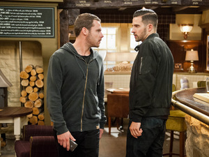 Tensions between Aaron and Ross increase.