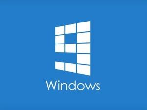 Logo for Microsoft's Windows 9 OS