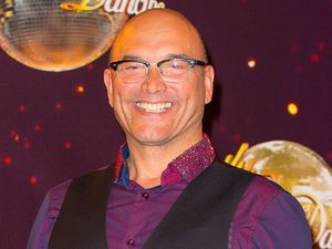 Gregg Wallace attending the launch of Strictly Come Dancing 2014, at Elstree Studios
