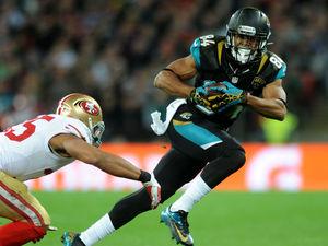 NFL football: Jacksonville vs San Francisco