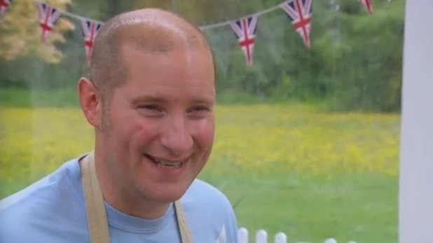 Great British Bake Off: Richard Burr is overwhelming ...