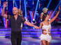 "Jake Wood praises ""great"" Strictly pro"