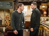 Tensions between Aaron and Ross increase.