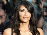 Kim Kardashian at the GQ Men of the Year awards