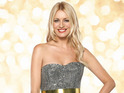 "Tess Daly says Sir Bruce Forsyth told her that she is doing a ""wonderful job""."