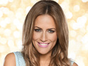 Caroline Flack's Charleston with Pasha Kovalev earned over half of the vote.