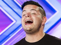 Paul Akister returns to The X Factor one year after being cut by Louis Walsh.