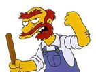The Simpsons' Groundskeeper Willie's reaction to the referendum result
