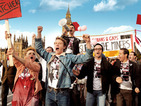 "Pride filmmakers on making ""a very uplifting film about defeat"""