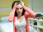 Hollyoaks spoiler pictures: Cindy Cunningham struggles to cope