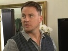 "Channing Tatum on viral video 'D**k Graze': ""It's very stupid"""