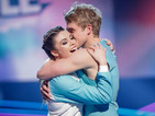 Images from the series final as Bobby Lockwood is crowned Tumble champion.
