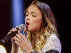The X Factor's Lauren Platt: 'Mel B slap comment was very strange'