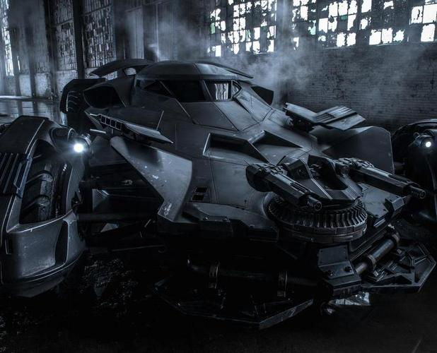 A history of the Batmobile in pictures