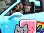 Deadmau5 becomes an Uber driver