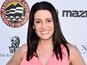 Paget Brewster: Joining Community is scary
