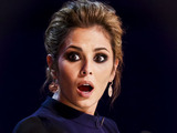 Cheryl Cole is shocked at Simon Cowell's rudeness on The X Factor