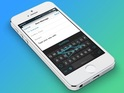 Smart keyboard application arrives on iPhone, iPad and iPod Touch devices.
