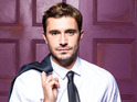 Oliver Farnworth tells us who his mysterious character really is.