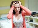 A visit from Holly and Dirk pushes Cindy to breaking point next week.