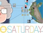 Chris Ware's The Last Saturday comes to The Guardian