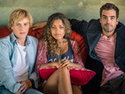 Johnny Flynn, Daniel Ings and Antonia Thomas take us past that filthy title.