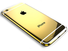Goldgenie unveils the gold-plated iPhone 6 Elite and iPhone 6 Plus Elite.