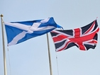 An email was sent celebrating Scottish independence - after a win for the No vote.