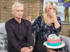 Holly Willoughby bids teary farewell on This Morning ahead of baby birth