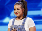 Watch The X Factor's Kerrianne Covell wow judges at arena audition