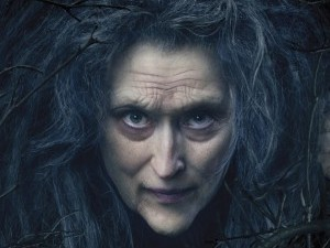 An all-star cast get hopelessly lost in the fairytale forest of Into the Woods.