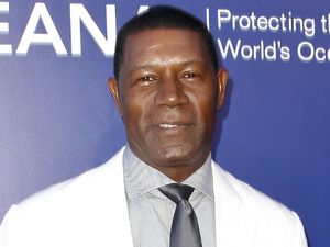 Dennis Haysbert attends the 7th annual Oceana's SeaChange summer party