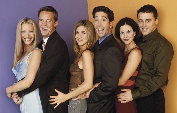 Friends cast Friends
