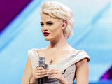 Chloe Jasmine performs on The X Factor