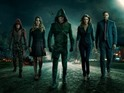 The Arrow gathers his allies in poster for DC Comics show's upcoming third season.