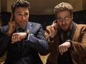 Seth Rogen and James Franco go to North Korea in controversial comedy film.