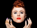 Kiesza Sound Of A Woman album artwork.