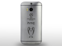 A Champions League edition of the M8 is unveiled to coincide with the tournament.